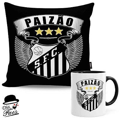 Kit Presente Personalizado Paizão Santos