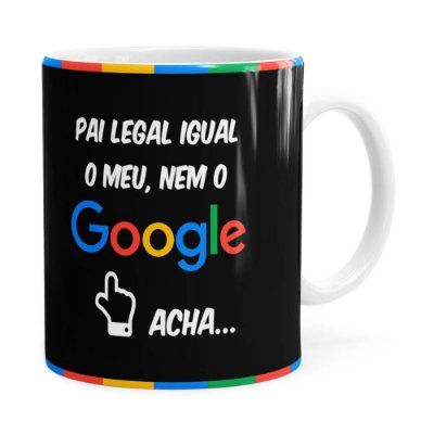 Caneca Pai Google v01