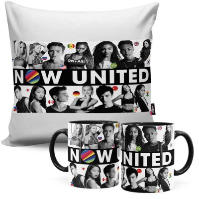 Kit Presente Now United 2