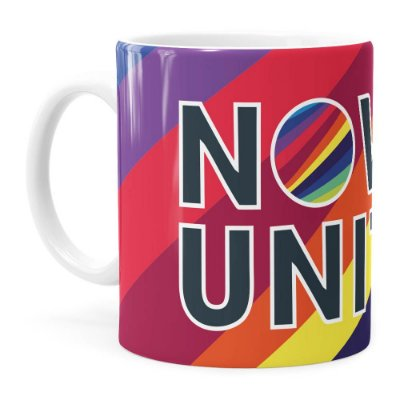 Caneca Now United 3 Branca