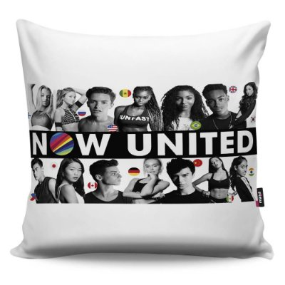 Almofada Now United 2