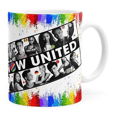 Caneca United Now 4 Branca
