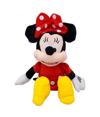 Pelúcia Minnie 33cm Disney