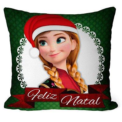 Almofada Natal Frozen Anna v02