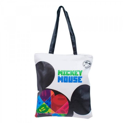 Bolsa Mickey Faces 90 Anos