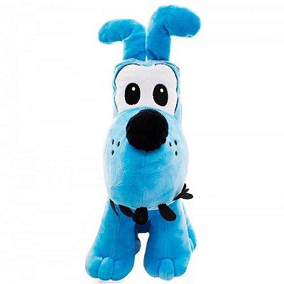 Cachorro Bidu De Pelúcia Sentado 35cm
