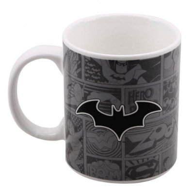 Caneca Batman Porcelana 300ml