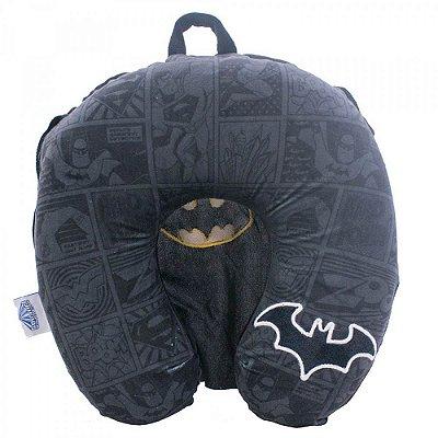 Almofada de Pescoço Batman com Capa