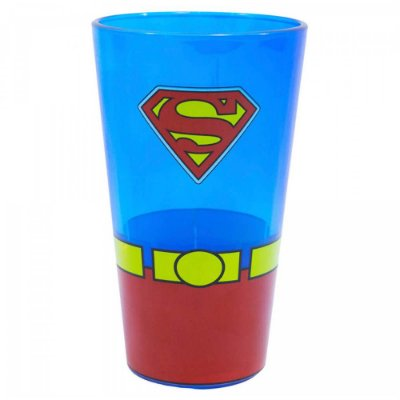 Copo de Vidro Superman 450ml