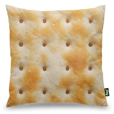 Almofada Bolacha Cracker