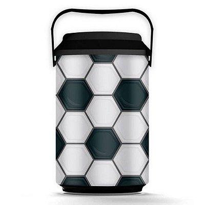 Cooler Bola de Futebol 10 Latas