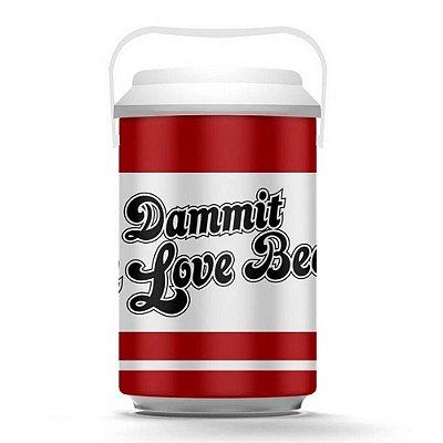 Cooler I Love Beer 10 Latas