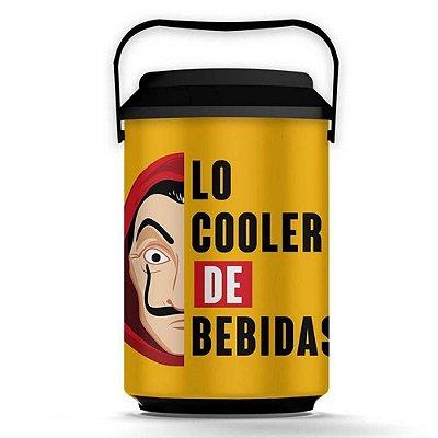 Cooler La Casa de Papel 10 Latas