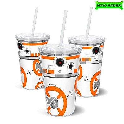 Copo Robo BB-8 Star Wars