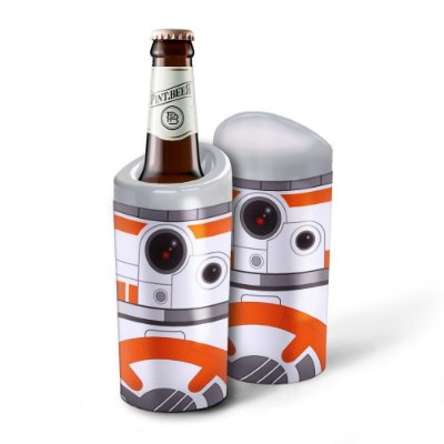 Porta Garrafa Geek BB-8 Star Wars