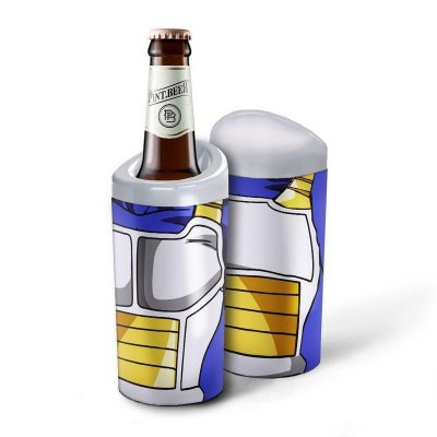 Porta Garrafa Geek Vegeta Dragon 600ml