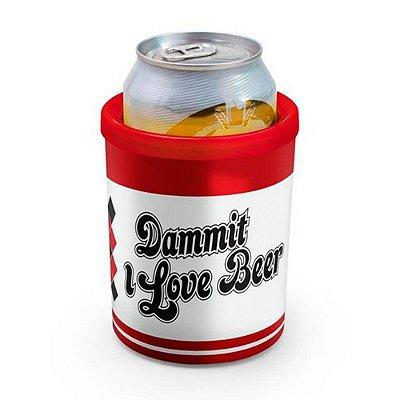 Porta Lata I Love Beer 350ml