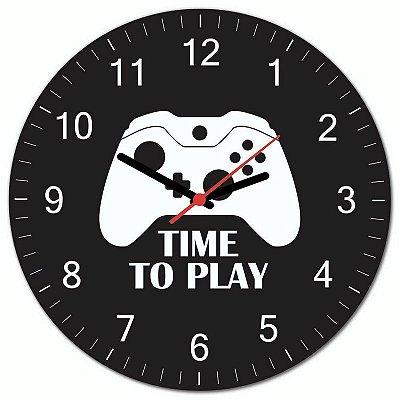 Relógio Geek Controle PS