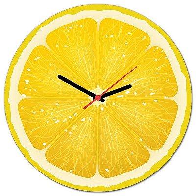 Relógio Geek Laranja