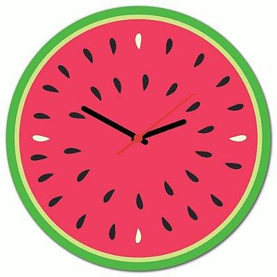 Relógio Geek Melância