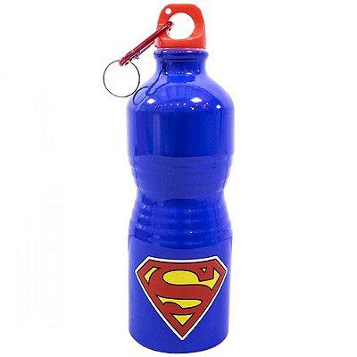 Garrafa Superman Alumínio 500ml