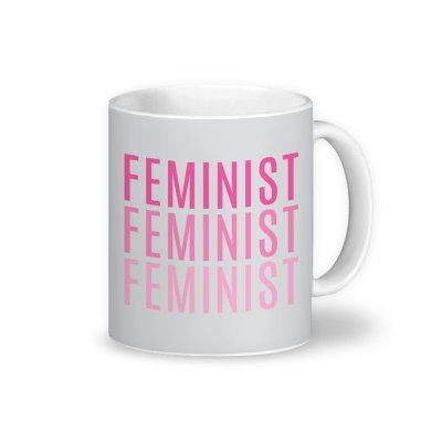 Caneca Feminist