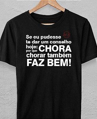 Camiseta Chora