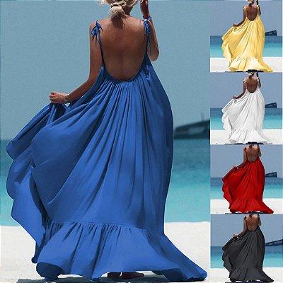 Maxi Vestido Diva