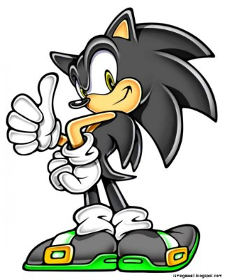 Sonic Black