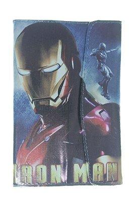 Capinha Tablet 7 Pol. Universal Estampas Homem de Ferro