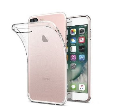 Capinha de Celular Linha APPLE iPhone Casca de Ovo Ultrafina Transparente