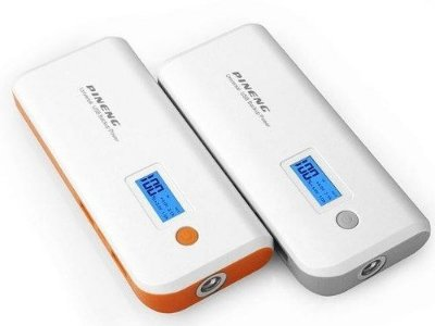 Bateria Externa Power Bank 10.000 Miliamperes Marca Pineng