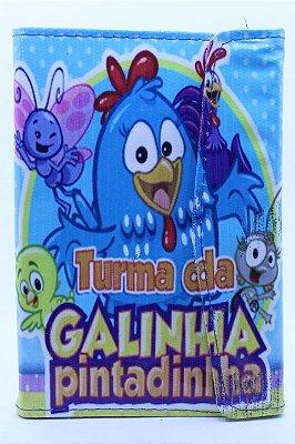 Capinha Tablet 7 Pol. Universal Estampas Galinha Pintadinha