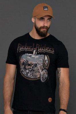 T-SHIRT REBEL RIDERS