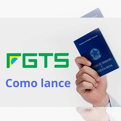 Use seu FGTS como lance