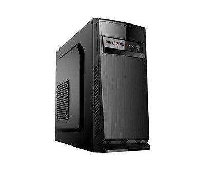 Gabinete Core i3-7100, 4GB DDR4, Hd 1TB, Leitor de cartão de memória.