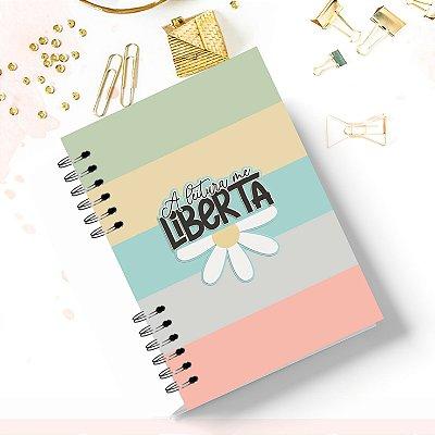 Caderno para Controle de Leituras