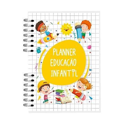 Planner Professor Educação Infantil 2021