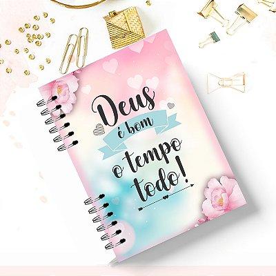 Caderno Devocional Feminino Minimalista