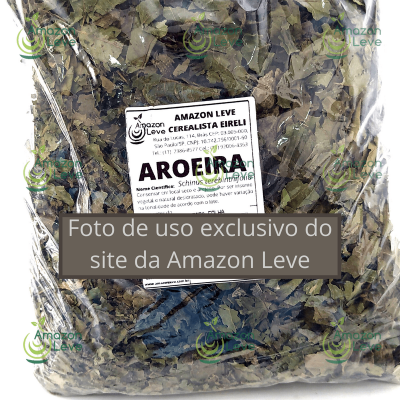 AROEIRA FOLHA 250G