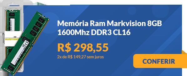 Memoria ram markvision