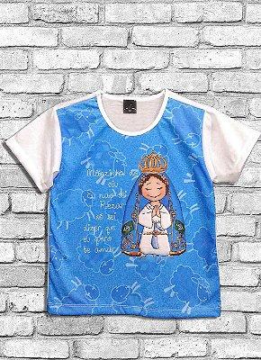 Infantil Mãezinha do céu Azul