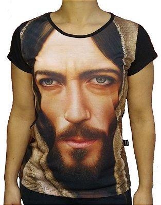 Baby look Face de Jesus