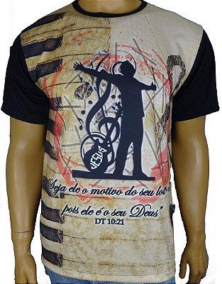 (Promo)Camiseta Louvor