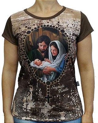 Baby look Sagrada Família Mr