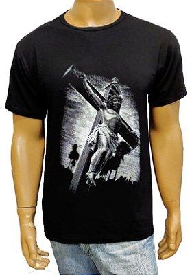 camiseta de viscolycra Cruz