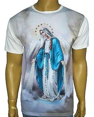 Camiseta-Graça-Lateral-Bordada
