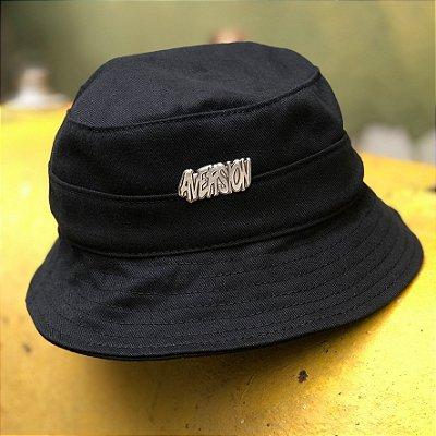 ÚLTIMAS PEÇAS | Chapéu Bucket Hat Aversion Preto