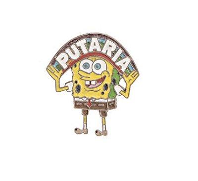 Pin - Bob Putaria
