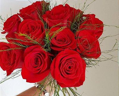Braçada Rosas Colombianas